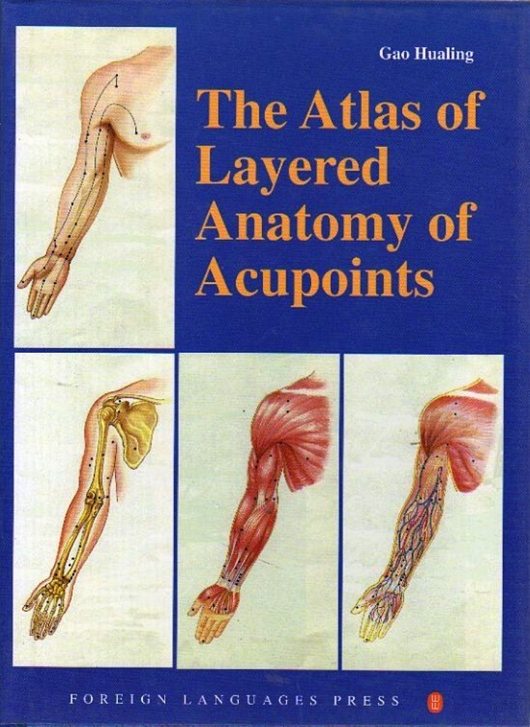 Atlas of Layered Anatomy of Acupoints - AcuMedic Shop